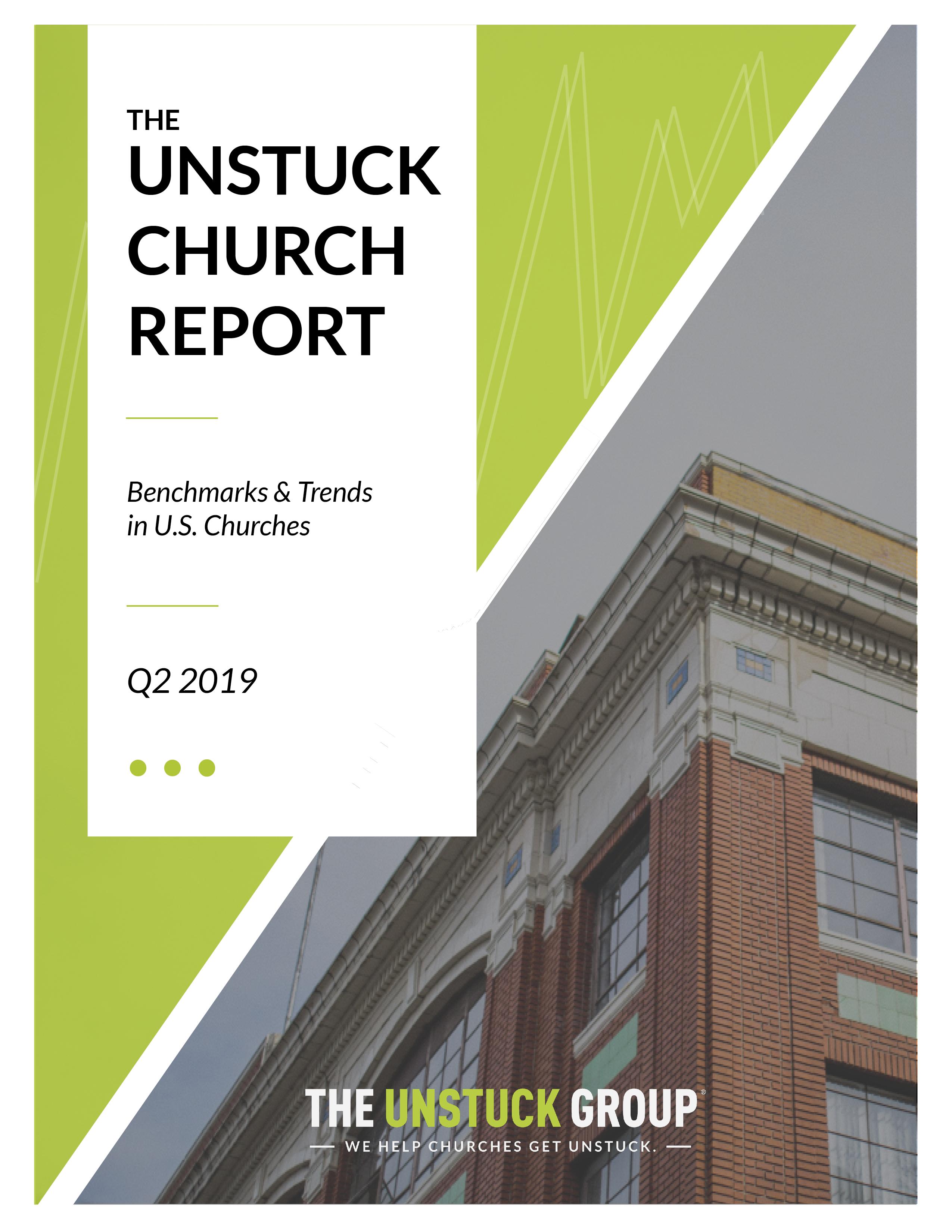 Cover_Q2 2019 Unstuck Church Report