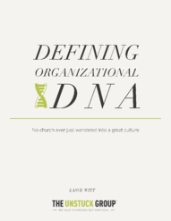 Defining Organizational DNA_Cover